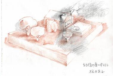 榎本 栄子「記憶の層の中を見る」