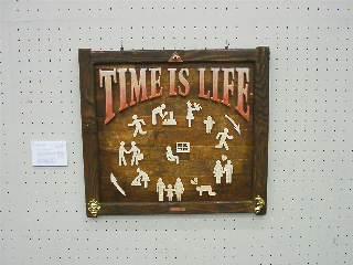TIME is LIFE [時は人生なり] ウラシマユージ