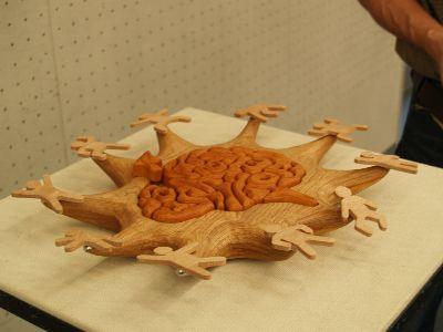 「おどる脳」ウラシマユージ
