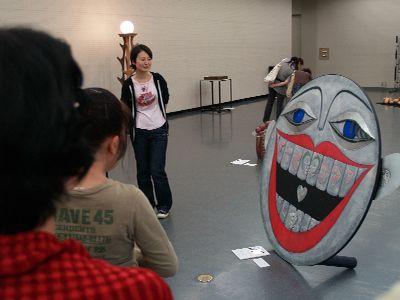 村岡由季子「大笑い」