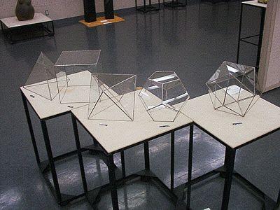 ヤマセトシフミ「結晶体」